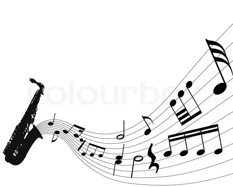 800x640 Music Notes Clipart Smoke