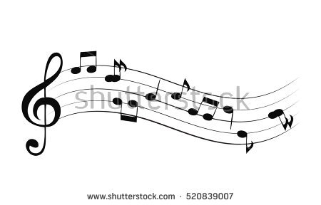 450x288 Sheet Music Clipart Clear Background