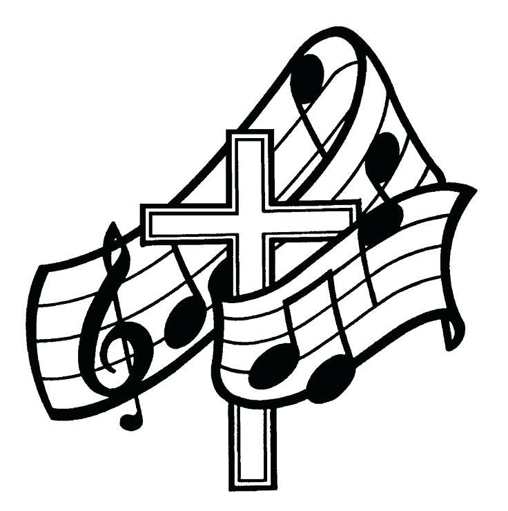 736x740 Music Clipart Free Music Black White Music Clip Art Black
