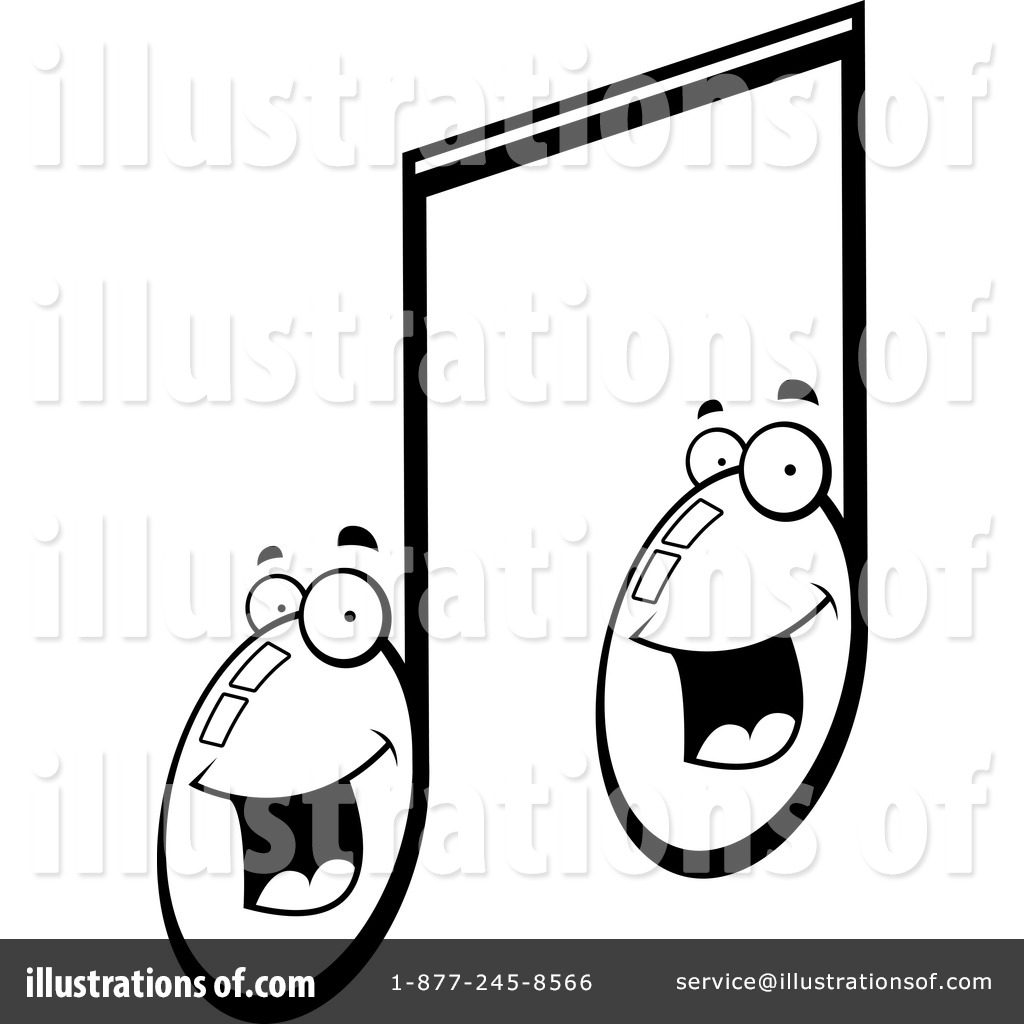 1024x1024 Music Note Clipart