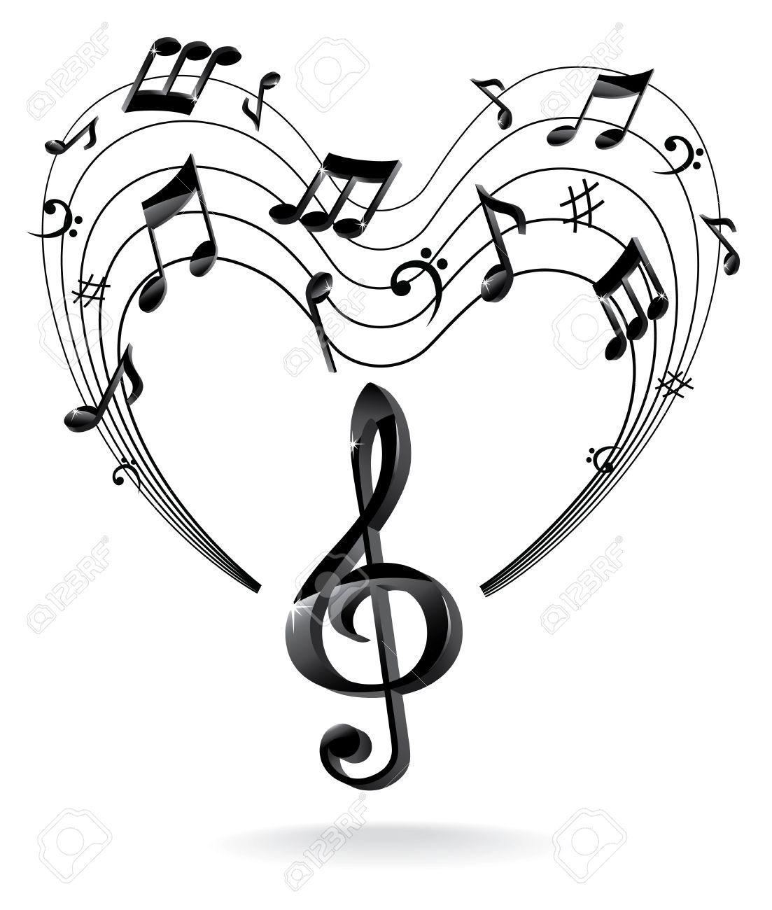 1103x1300 Music Notes Choir Clipart, Explore Pictures