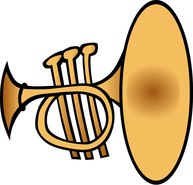 800x769 Trumpet Music Clipart Pictures Royalty Free Clipart Pictures Org