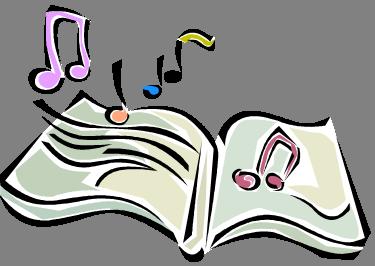 375x266 Broadway Clipart Music Book