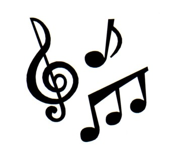 350x327 Music Note Border Clipart Free Images