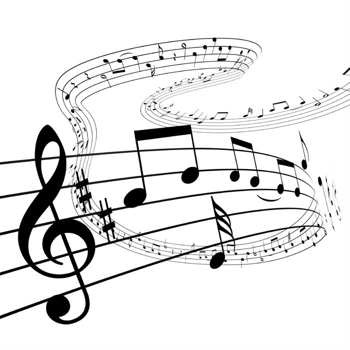 700x699 Musical Music Staff Clip Art Musicnotesclipartborders Simple Music