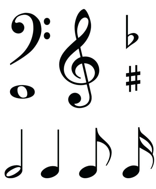 520x629 Music Clipart Free Clip Art Musical Notes Music Free Music Images