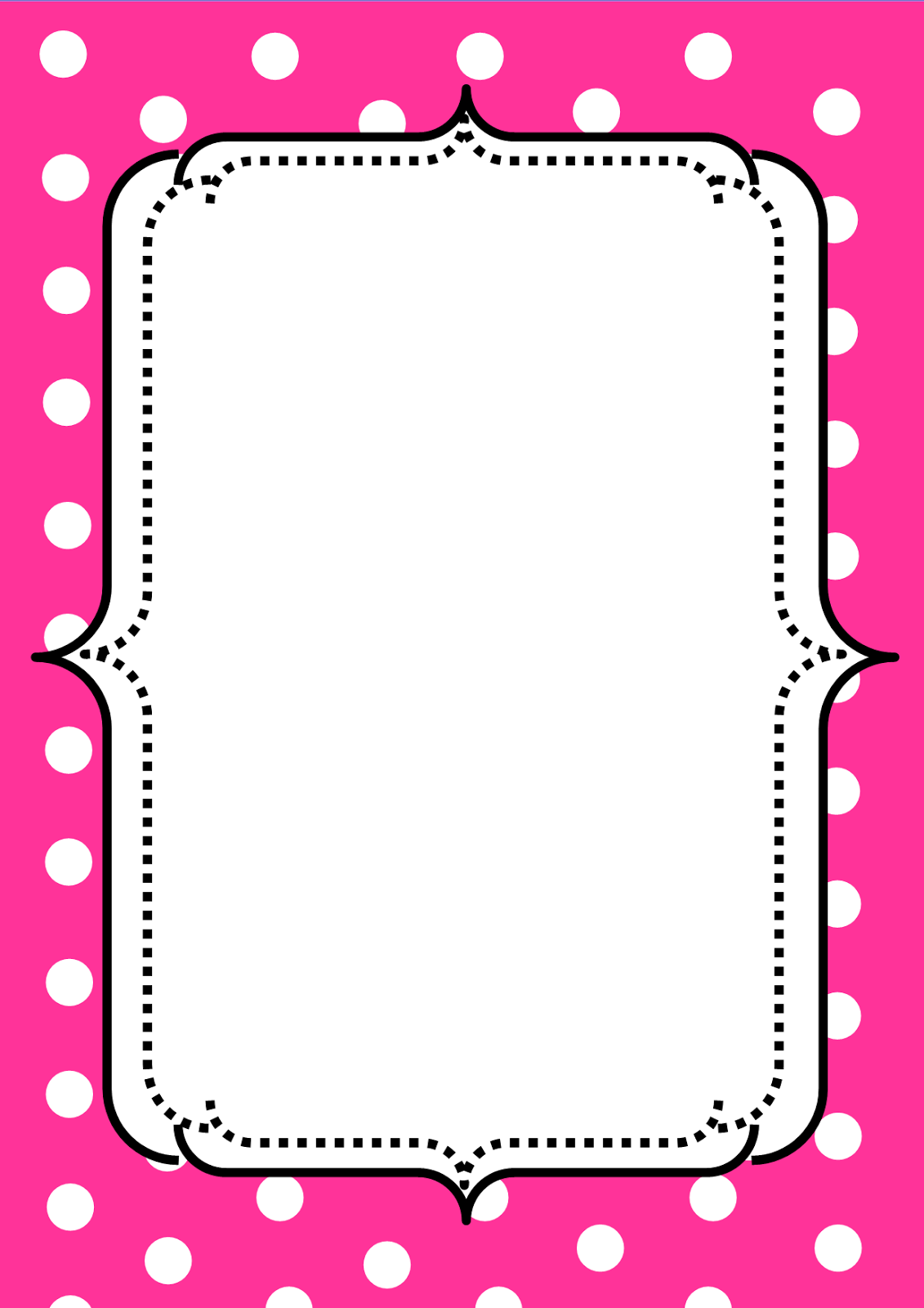 1131x1600 Pink Border Clip Art Many Interesting Cliparts