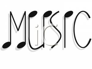 Music Borders Clipart