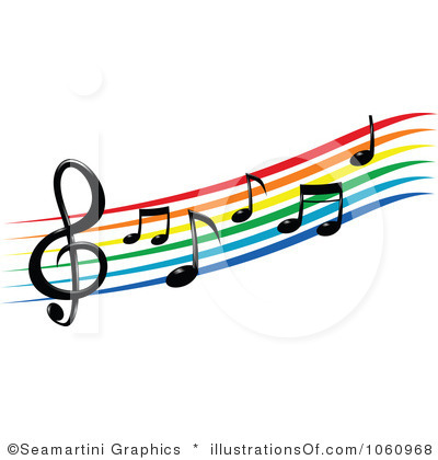 400x420 Free Clipart Of Music