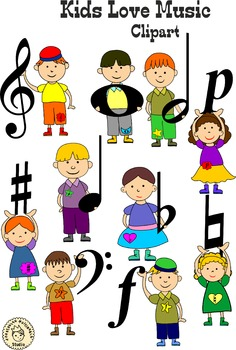 236x350 Kids Love Music Clip Art Clip Art And Music Class
