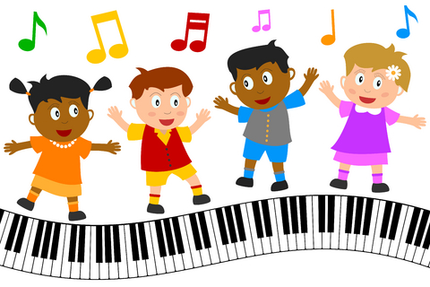 480x320 Musical Clipart Music Time