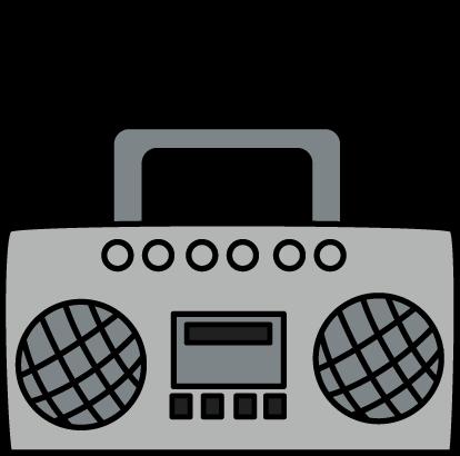 414x410 Music clip art free clipart images clipartcow