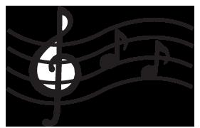 281x180 Musical Clip Art
