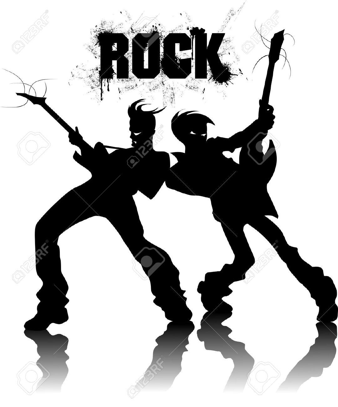 1080x1300 Rock Music Clipart
