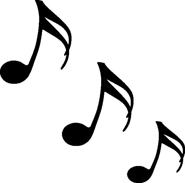 600x592 Music Note Clip Art