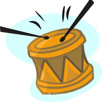 350x350 Musical Instruments Clipart