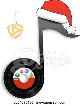 278x370 Christmas Music Clipart Free