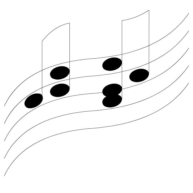 800x800 Clip Art Musical Notes Music Clipart Free Music Images 2 Image