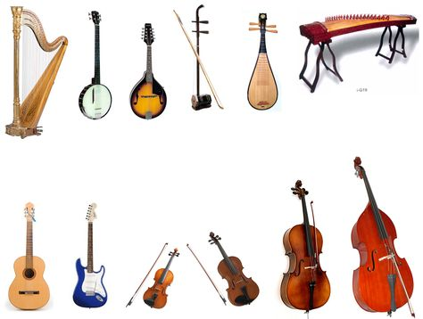Music Instruments Names And Pictures