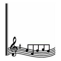 236x236 Music Notes Border Free Music Borders Clip Art Deacons Meeting