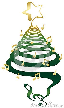 270x450 Christmas Music Border Clipart Merry Christmas And Happy New
