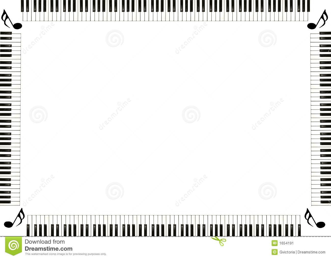 1300x1019 Music Note Border Clipart Clipart Panda