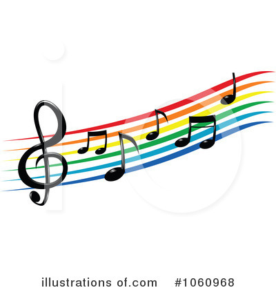 400x420 Music Notes Border Free Clipart