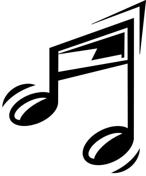 492x595 Music Symbols Borders Clipart