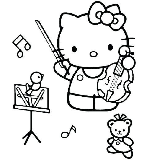 471x523 Music Coloring Pages Music Coloring Sheets Beautiful Music