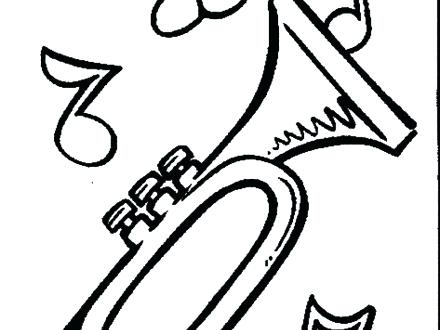 440x330 Music Note Coloring Page Medium Size Of Coloring Note Coloring