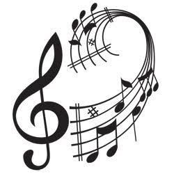 250x250 12 Best Musical Notes Images Black And White, Draw