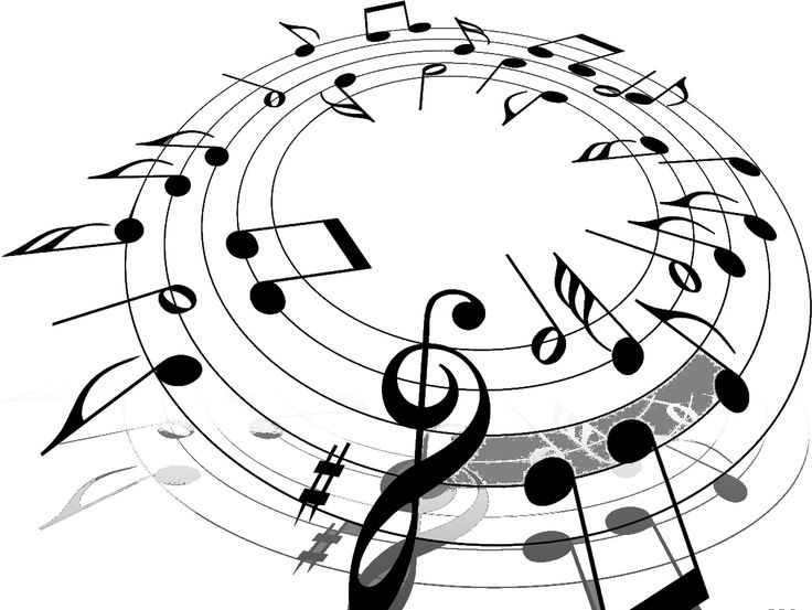 Music Note Drawing Free Download Best Music Note Drawing On