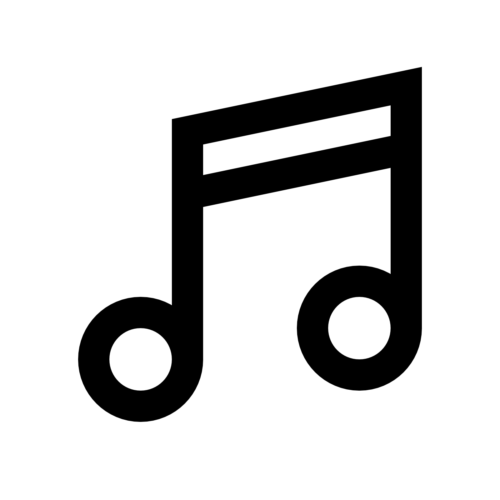 1600x1600 Music Notes Clipart One