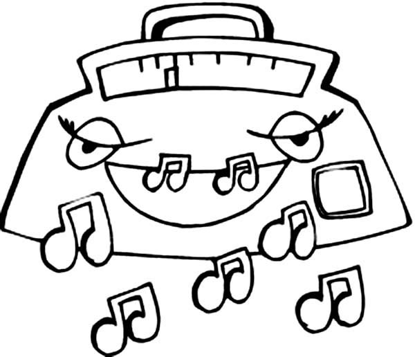 600x516 Music Note Coloring Pages. Color By Music Sailboat. The Fat Singer