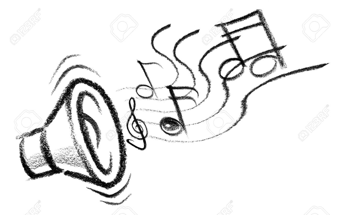Music note drawing free download best music note drawing