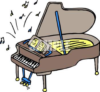 350x323 Royalty Free Music Notes Clip Art, Entertainment Clipart