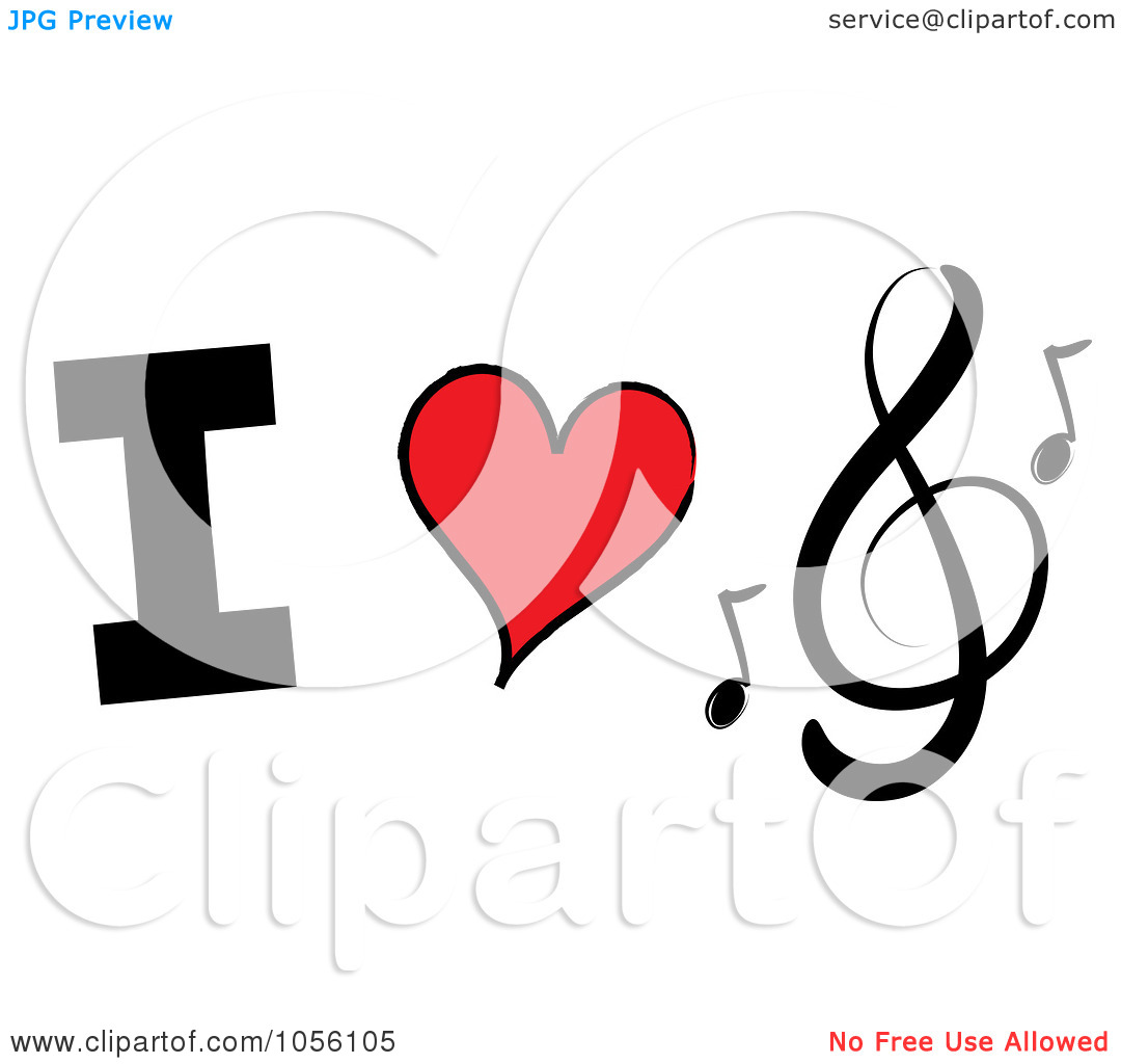 1080x1024 Headphone Clipart Music Heart