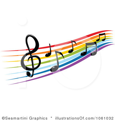 400x420 Free Clipart Music Notes