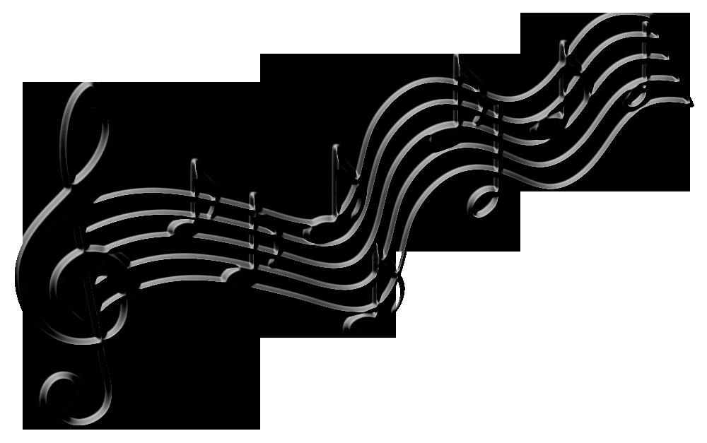1000x627 Music Notes Clipart Transparent