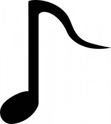381x425 Musical Notes Free Music Note Clipart 5 Clipartwiz