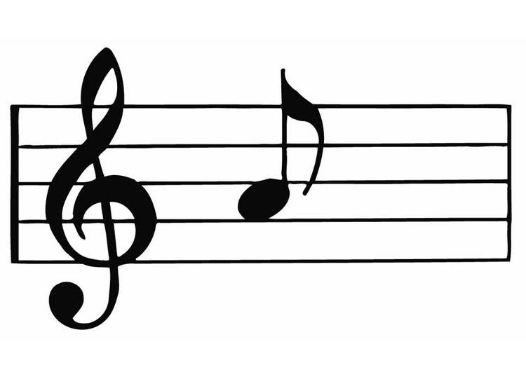 750x531 Music Clipart Music Staff