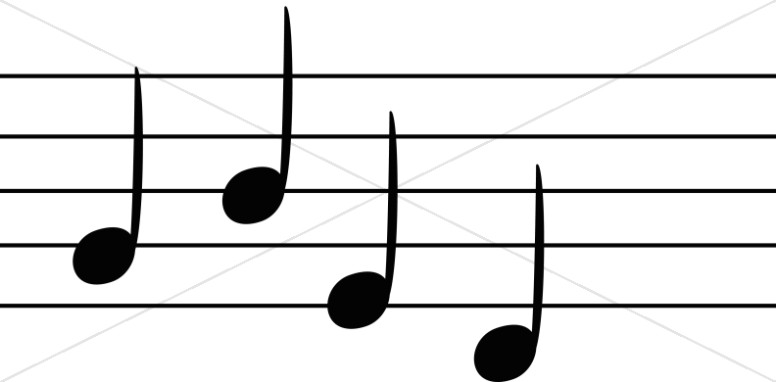 776x382 Church Music Clipart, Church Music Image, Church Music Graphic