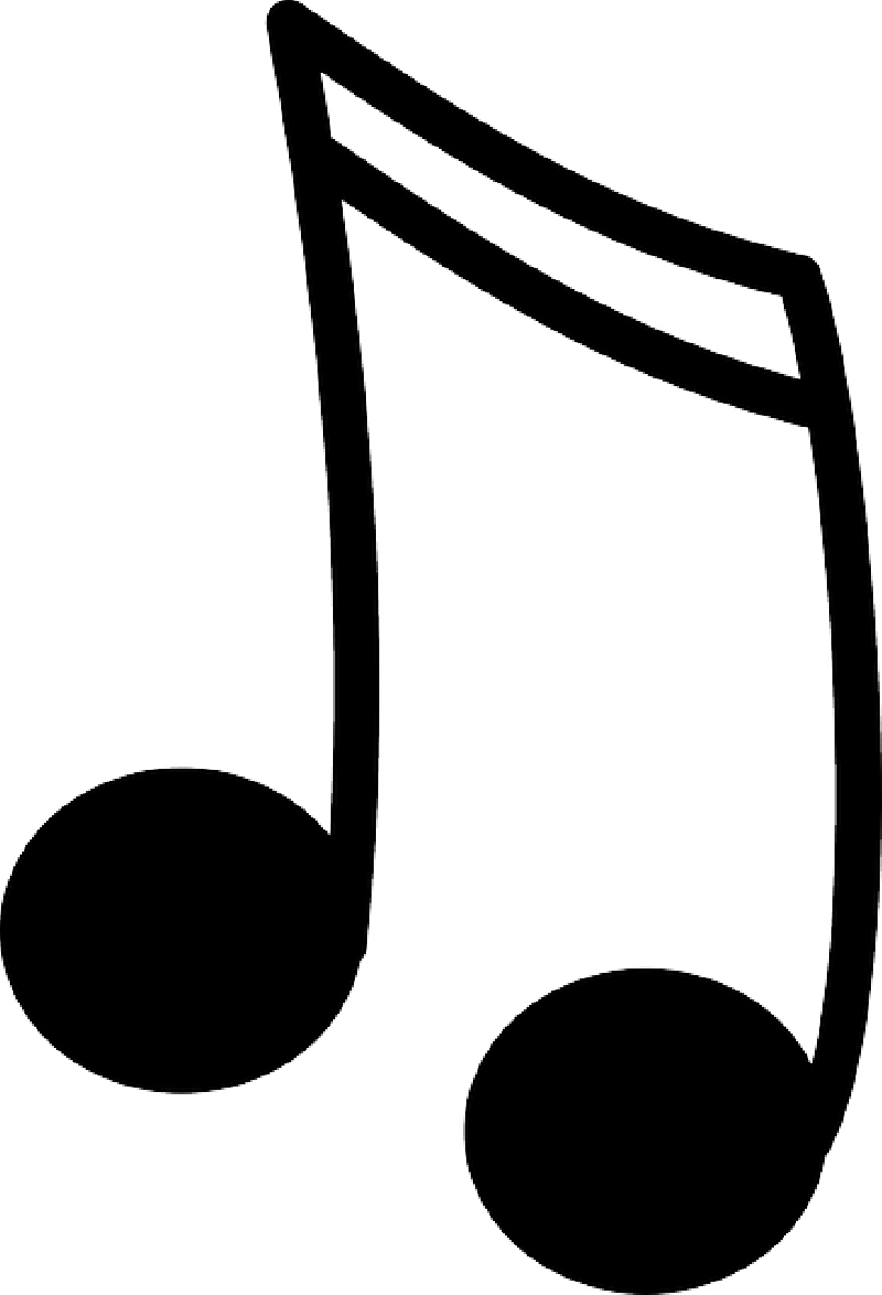 Ya Music Notes Transparent Background Png - BerkshireRegion