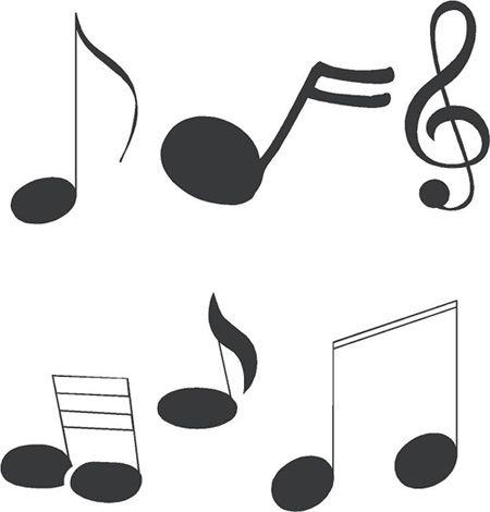 Music Note Pics