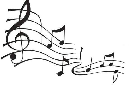 532x368 Musical Music Notes Music Notes Clip Art Music And Art Image