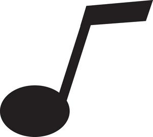 300x268 Singer Clipart Music Symbol