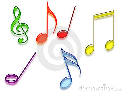 400x300 Music Notes Clipart Music Notation