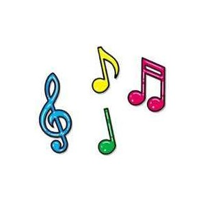 300x300 Music Notes Clipart Song