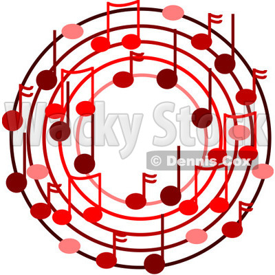 400x400 Music Notes Free Clipart
