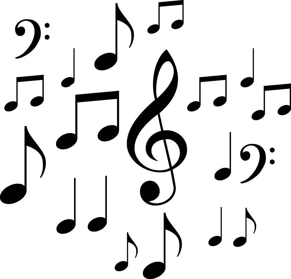 994x953 Music Score Transparent Clipart